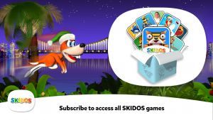 SKIDOS Milk Hunt Educational Game