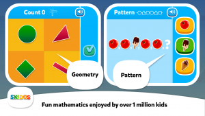 SKIDOS Math Learning Games