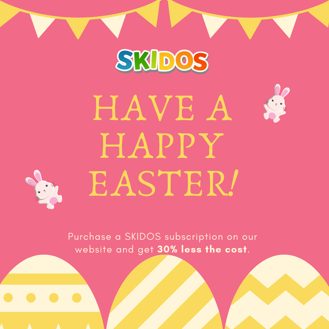 SKIDOS Easter Promo