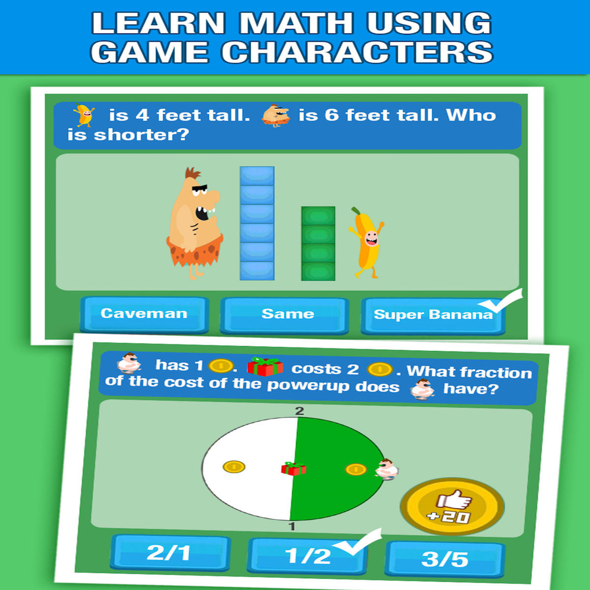 SKIDOS Learn Math