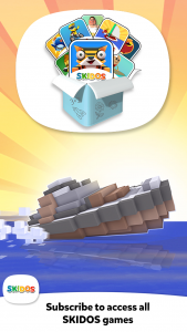 SKIDOS Smart Boats Educational Game
