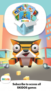 SKIDOS Brainy City Educational Game