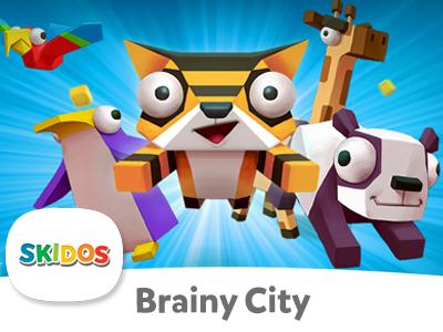 brainy city