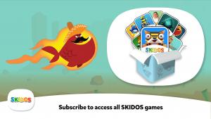 SKIDOS Chili Hunt Educational Game