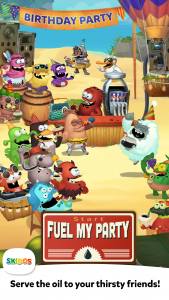 SKIDOS Fuel My Party Educational Game
