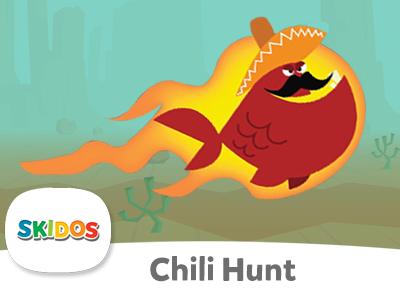 SKIDOS Chili Hunt
