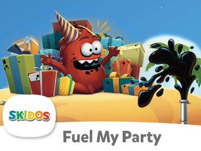 fuel my party