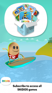 Fun learning apps at SKIDOS