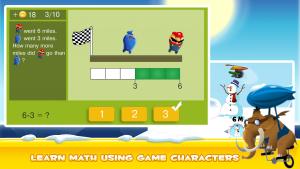 SKIDOS - Math Skills