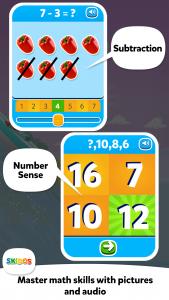 SKIDOS - Number Sense Games