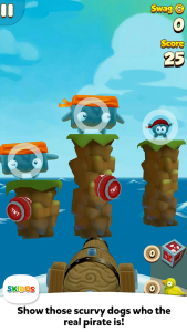 SKIDOS Pirates Educational Game