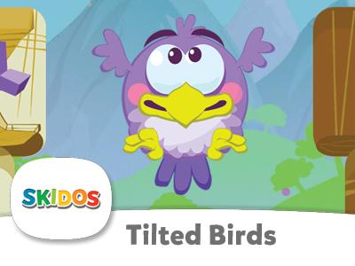 Tilted Birds Game
