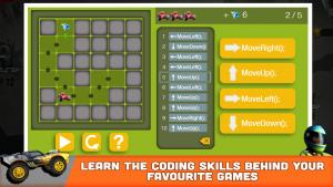 Coding skills games
