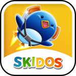 SKIDOS Penguin Flyer