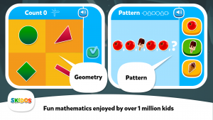 SKIDOS - Fun mathematics games