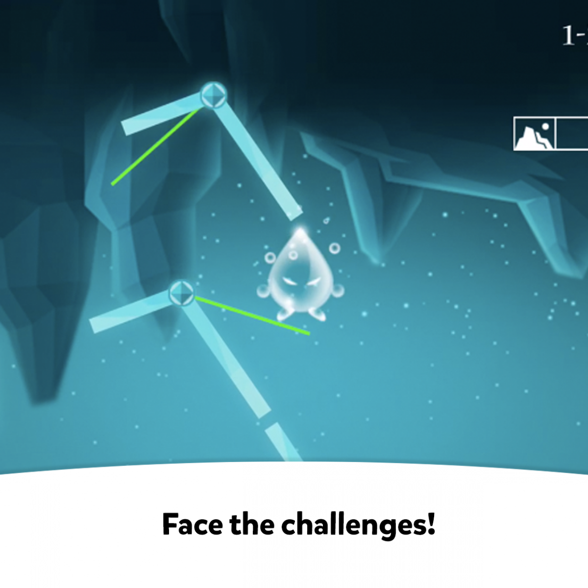SKIDOS - Face the challenges!