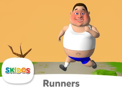 SKIDOS Runners