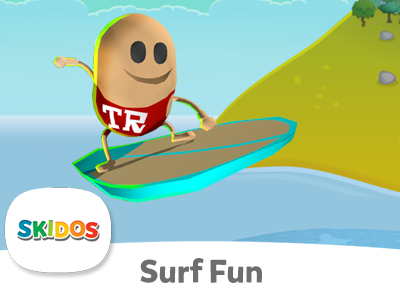 SKIDOS Surf Fun