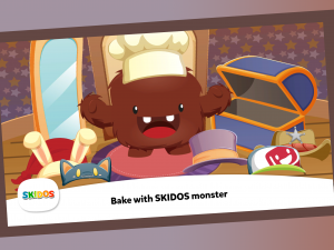 SKIDOS Bakery Educational Game