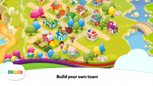 SKIDOS Town Educational Game