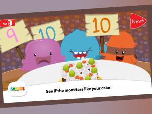 SKIDOS Bakery Educational Game