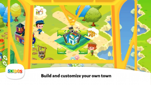 SKIDOS Town Educational Games