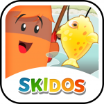 SKIDOS Fishing Educational Game
