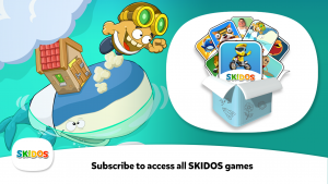 SKIDOS Whale Friend Educational Game