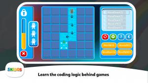 SKIDOS Coding Game