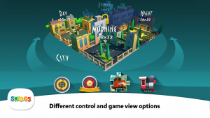 SKIDOS Train Educational Game