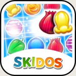 SKIDOS Flower Match Educational Game