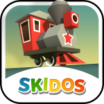 SKIDOS Train Educational Game