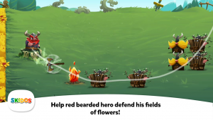 SKIDOS Axeman Educational Games