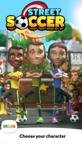 SKIDOS Street Soccer Cool Math Games