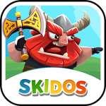 SKIDOS Axeman Educational Games