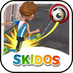 SKIDOS Street Soccer Educational Games
