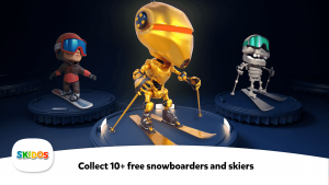 SKIDOS Snow Race Collection