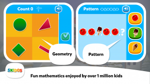 SKIDOS Educational Math Games