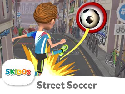 SKIDOS Street Soccer