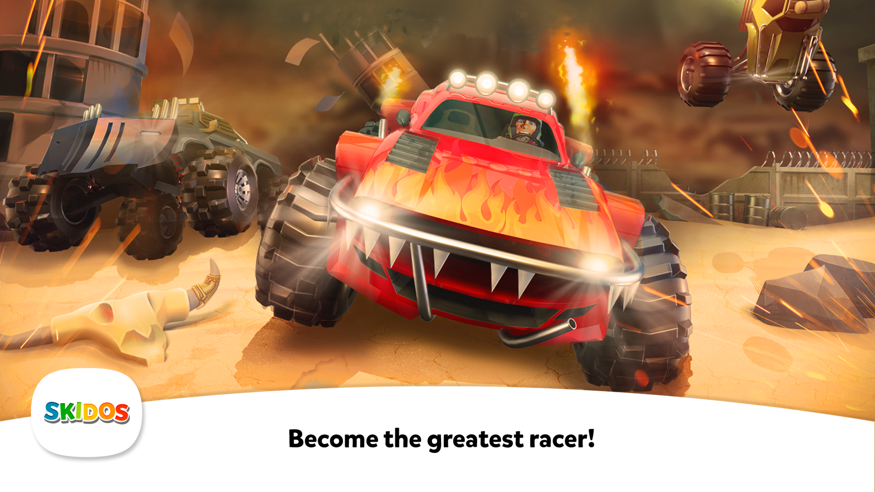 Cool Cars Games >> Car Racing Games Race Cars Play With Monster Trucks At