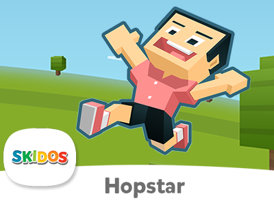 SKIDOS Hopstar Math Game