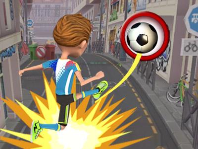 Street Soccer - SKIDOS Games