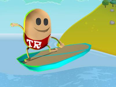 Surf Fun - SKIDOS