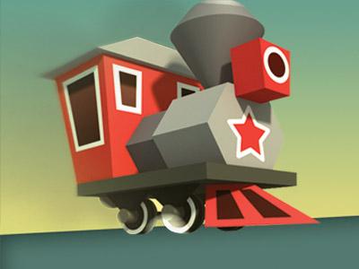 SKIDOS Train Game