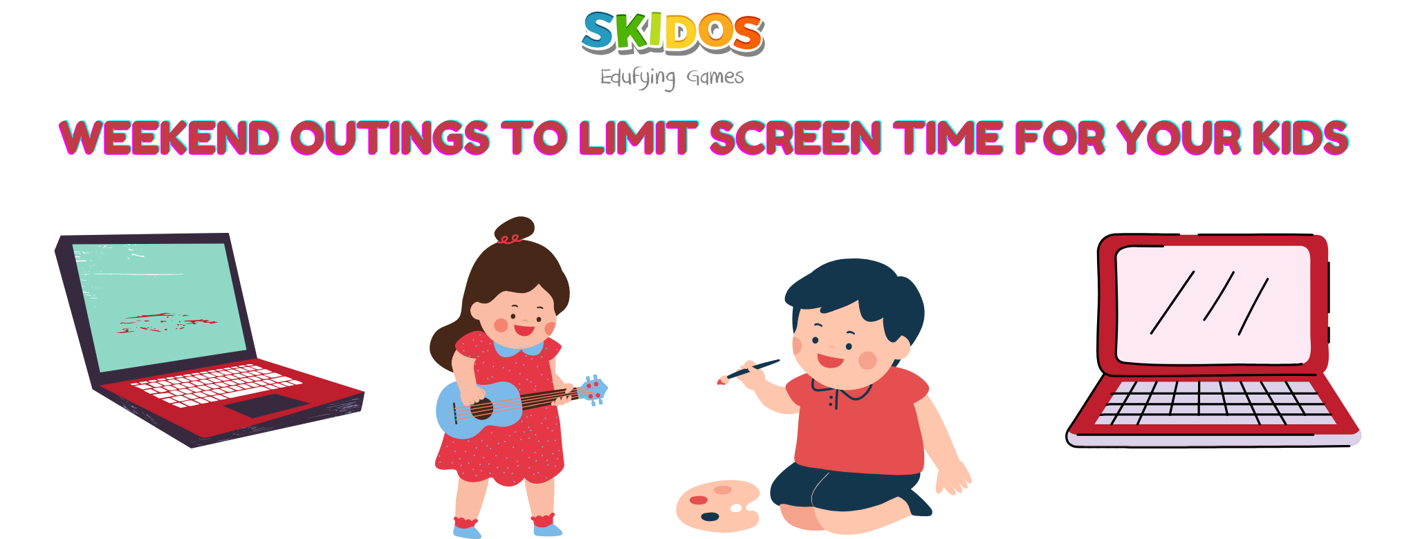 Weekend outings to limit screen time for your kids