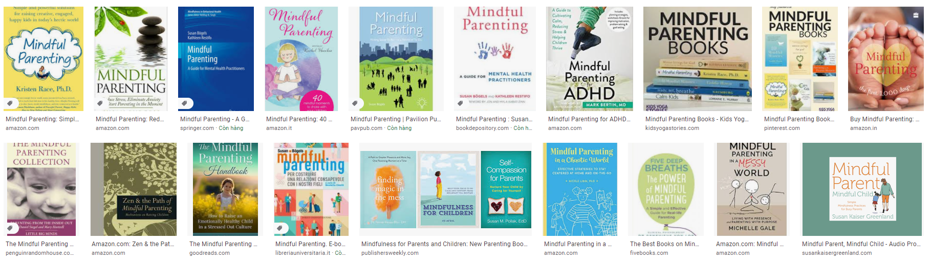 Mindful Parenting Books