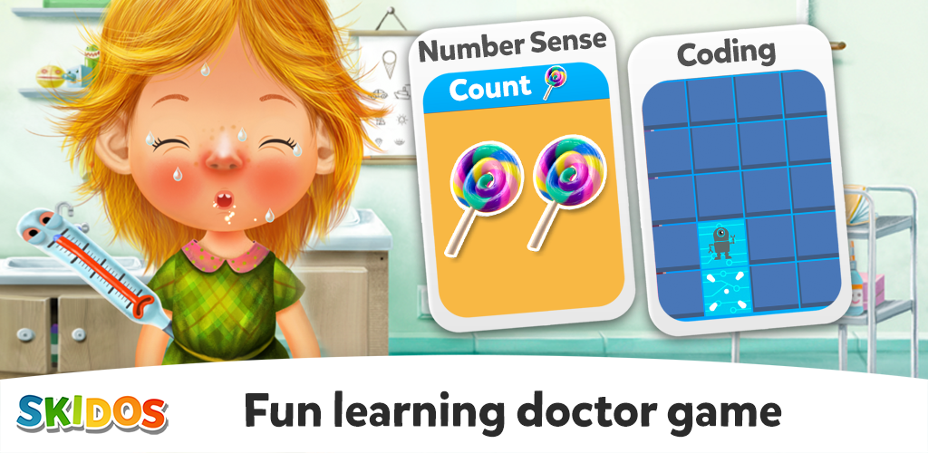 Doctor games for toddlers