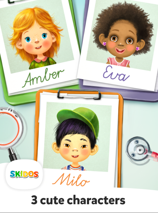 Online doctor games for kids free