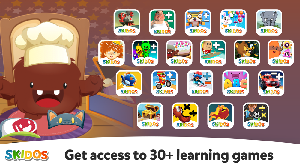 SKIDOS Jigsaw games - benefits of playing jigsaw for kids and children