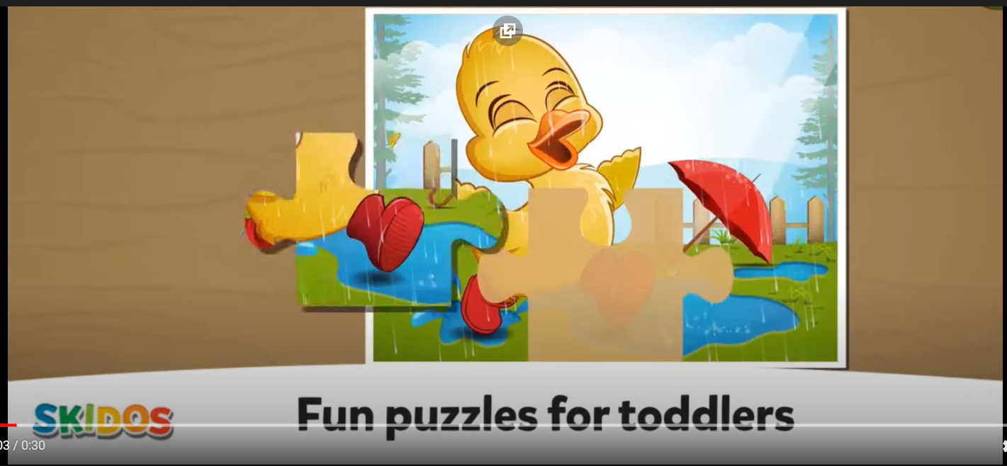 The Benefits of playing jigsaw puzzles